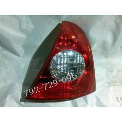 RENAULT CLIO II LIFT PRAWA LAMPA TYLNA