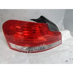 BMW 1 COUPE LEWA LAMPA TYŁ