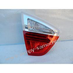 BMW 3 E90 LEWA LAMPA TYŁ W KLAPĘ