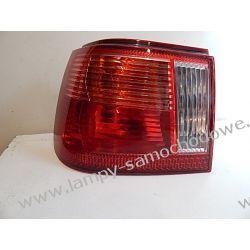 SEAT IBIZA 3D 6K6 LEWA LAMPA TYŁ 99-2002 Lampy tylne