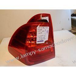 BMW E90 E91 KOMBI  LIFT LED LEWA LAMPA TYŁ