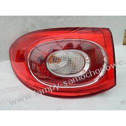 VW TIGUAN LEWA LAMPA TYŁ 2007-11 CAŁA