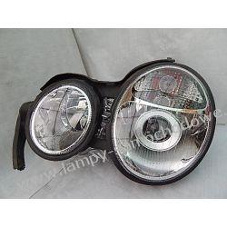 MERCEDES E-KLASA W210 LEWA LAMPA PRZÓD NOWA Lampy tylne