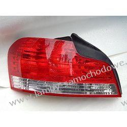 BMW 1 COUPE CABRIO E88 E82 LEWA LAMPA TYŁ