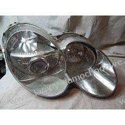 MERCEDES SL 230 R230 W230 PRAWA LAMPA XENON PRZÓD