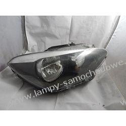 BMW F20 BMW 1 PRAWA LAMPA PRZÓD