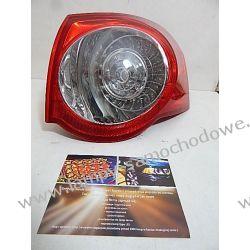 VW PASSAT B6 KOMBI PRAWA LAMPA TYŁ 100%SPRAWNA GRATIS Lampy tylne