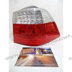 BMW E60 E61 PRAWA LAMPA KOMBI LIFT 100% SPRAWNA + GRATIS