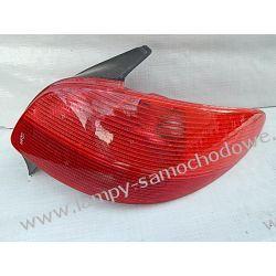 Peugeot 206 prawa lampa tył