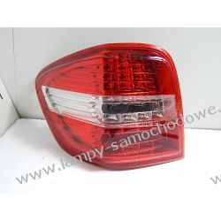 Lewa lampa tył Mercedes ML lift LED