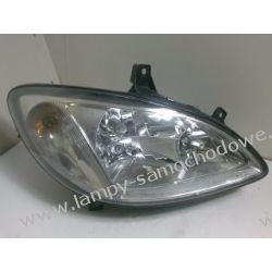 Mercedes VITO kompletna lampa przód