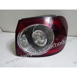 VW Golf Plus prawa lampa LED