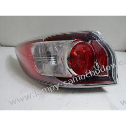Mazda 3 lewa lampa tył oryginał kompletna