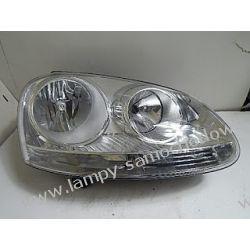 VW Golf 5 prawa przednia lampa ORYGINAŁ europa