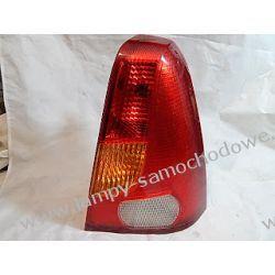Dacia Logan prawa lampa sedan tył kompletna cała