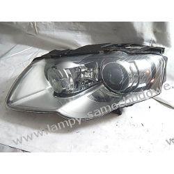 VW PASSAT B6 LEWA LAMPA PRZÓD BI-XENON LIFT