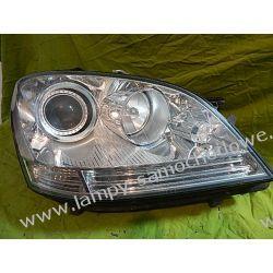 ML W164 PRAWA LAMPA BI-XENON SKRĘTNY