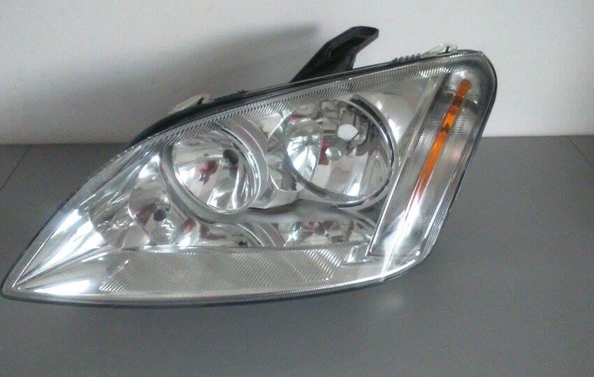 Ford C Max Lewa Lampa Przód Zwykła Części Karoserii Naprawa