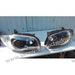 BMW 1 E87 E88 KOMPLET LAMP SOCZEWKOWE