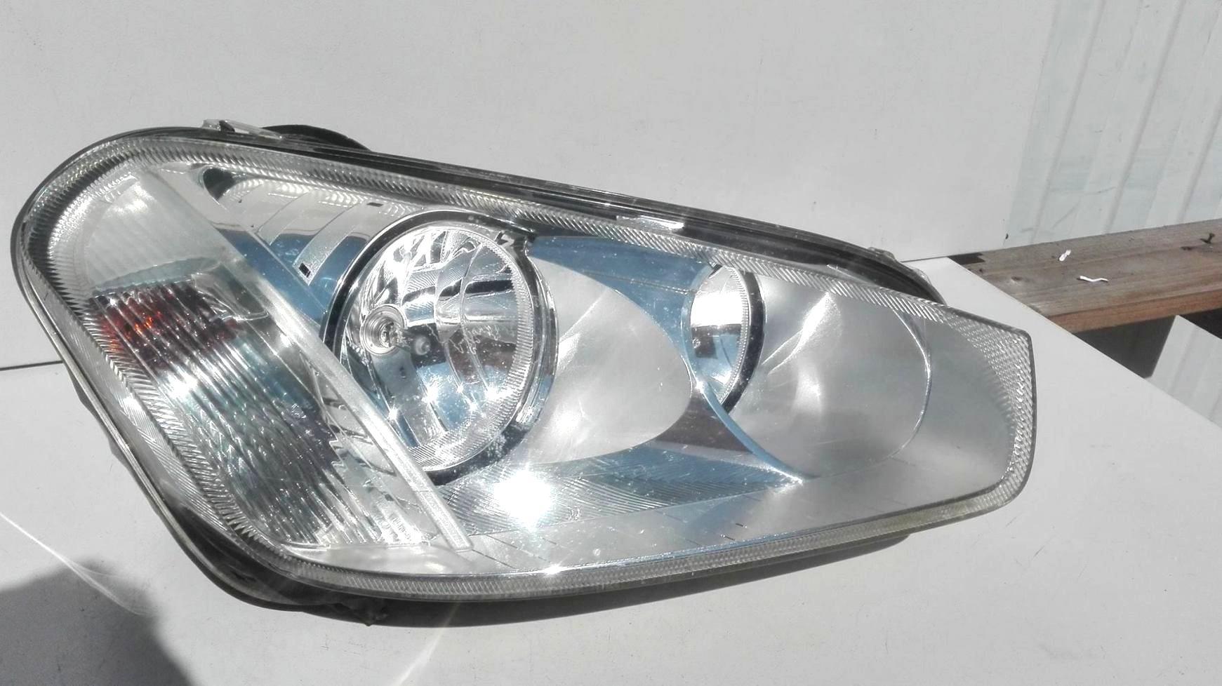 Ford C Max Prawa Lampa Przód Zwykła Części Karoserii