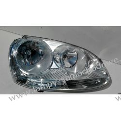 VW GOLF V PRAWA LAMPA PRZÓD