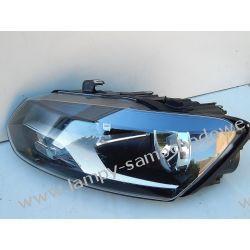 VW POLO 6R1 LEWA LAMPA PRZÓD
