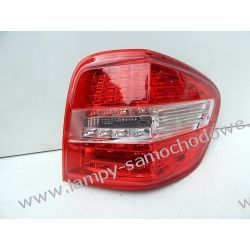 MERCEDES ML W164 LIFT PRAWA LAMPA LED