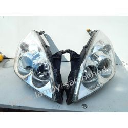 OPEL VECTRA C LIFT BI-HALOGEN KOMPLET LAMP