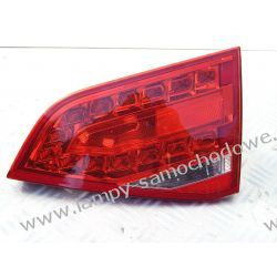 AUDI A4 S4 B8 2007-11 PRAWA LAMPA W KLAPĘ