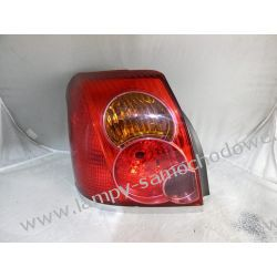 TOYOTA AVENSIS II T25 LEWA LAMPA LIFTBACK