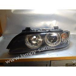 BMW E39 FL LEWA LAMPA PRZÓD