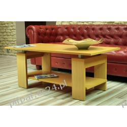 Ława Diana Wood 60x120, H: 48 cm Szybka Wysyłka