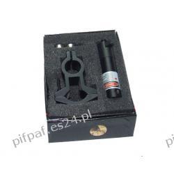 Celownik laserowy na lufę, wiatrówka, ASG