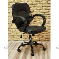 Fotel do komputera Sendi Black