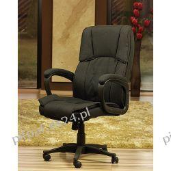 FOTEL Mandarin Black obrotowy do komputera