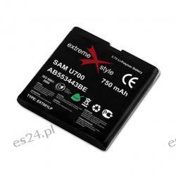 Bateria Samsung U700, C170, G800, Z370, Z560 750mAh Li-Pol