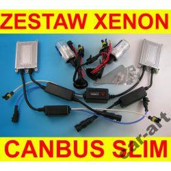 ZESTAW XENON H7 H1 D2S CAN BUS HID PASSAT VECTRA