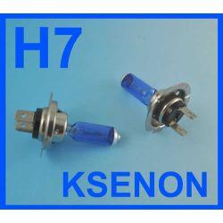 Żarówki H7 Xenon 55w 100w 12v zarówka halogen 2szt