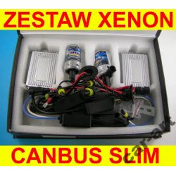 ZESTAW XENON H7 H1 H3 H4 CANBUS HID DIGITAL BMW VW