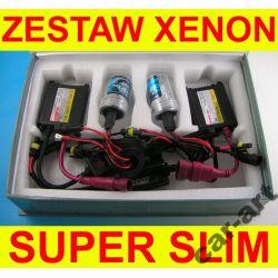 ZESTAW HID SUPER SLIM H1 H11 H7 H4 XENON 12V 35W