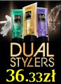 Dual Stylers