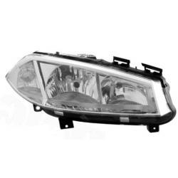 Lampa prawa Renault Megane II rok 2002-2005 Wentylatory chłodnicy