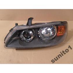 Reflektor prawy Nissan Almera 2003- Wentylatory chłodnicy