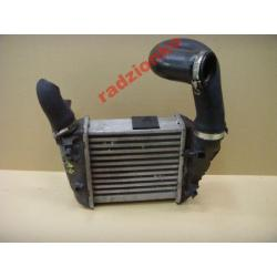 Chłodnica powietrza (intercooler) Audi A4 01-04