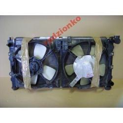 Chłodnica wody z wentylatorami Mazda 323