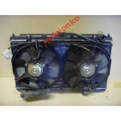 Komplet chłodnic Nissan Almera N16 2000-2006