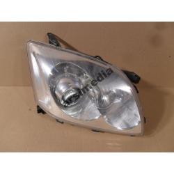 Reflektor prawy Toyota Avensis 2003- Wentylatory chłodnicy