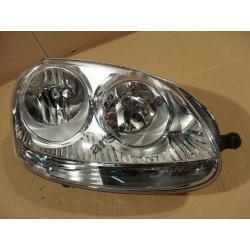 Reflektor prawy VW Golf V 2003- Wentylatory chłodnicy