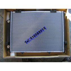 CHŁODNICA WODY MERCEDES W 210 300 TD AUTOMAT Chłodnice klimatyzacji