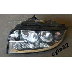 Reflektor lewy Audi A2 2000-2005